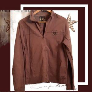 Guess | zip long sleeve light zip up sweatshirt .